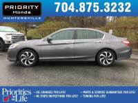 Used 2016 Honda Accord For Sale in Huntersville NC | Serving Charlotte, Concord NC & Cornelius.| VIN: 1HGCR2F89GA207049