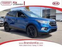 Pre-Owned 2017 Ford Escape SE SUV in Jacksonville FL