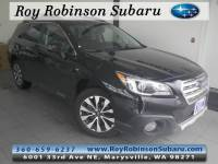 Certified Pre- 2017 Subaru Outback 2.5i Limited with in Marysville, WA