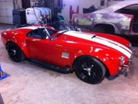1965 Ford Cobra -302 ENGINE WITH MANUAL TRANS- SUMMER FUN-SHELBY TIME-