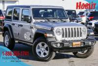 2018 Jeep Wrangler Unlimited Sport Hard Top 4x4 w/ Technology & Active Safety Group