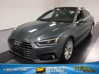 Used 2018 Audi A5 For Sale at Burdick Nissan | VIN: WAUBNCF54JA114610
