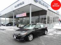 2018 Subaru Impreza 2.0i Premium Moonroof Eyesight