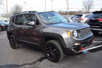 2018 Jeep Renegade Trailhawk 4x4 SUV For Sale in Montgomeryville