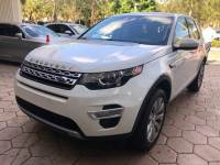 Used 2015 Land Rover Discovery Sport HSE Luxury in Pembroke Pines, FL   Near Miami & Kendall