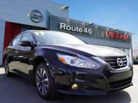 Used 2017 Nissan Altima 2.5 SV Sedan for sale in Totowa NJ