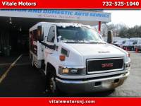 2007 GMC C4500 12 FOOT BOX W/ ROLL UP SIDE DOORS