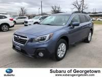 2018 Subaru Outback 2.5i Premium with