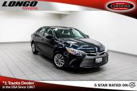 Certified Used 2016 Toyota Camry I4 Automatic LE in El Monte