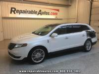 2017 Lincoln MKT AWD Repairable Rear Damage