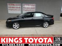 Certified Pre-Owned 2013 Toyota Corolla S Sedan in Cincinnati, OH