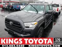 Certified Pre-Owned 2016 Toyota Tacoma SR Truck Double Cab in Cincinnati, OH