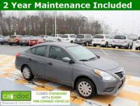 Used 2018 Nissan Versa Sedan S offered at $12,998, for $206 a month in Johnson City TN | Tri-Cities Nissan