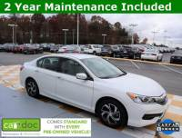 Used 2017 Honda Accord Sedan LX offered at $15,697, {payment_t1? for $249 a month in Johnson City TN   Tri-Cities Nissan