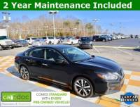 Used 2017 Nissan Altima 2.5 SR offered at $17,341, for $275 a month in Johnson City TN | Tri-Cities Nissan
