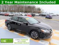 Used 2017 Nissan Altima 2.5 SV offered at $17,997, for $285 a month in Johnson City TN | Tri-Cities Nissan