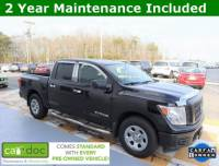 Used 2017 Nissan Titan S offered at $24,987, for $396 a month in Johnson City TN | Tri-Cities Nissan