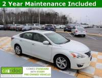 Used 2015 Nissan Altima 2.5 SV offered at $14,000, for $222 a month in Johnson City TN | Tri-Cities Nissan