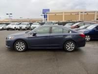 Used 2017 Subaru Legacy Premium Sedan