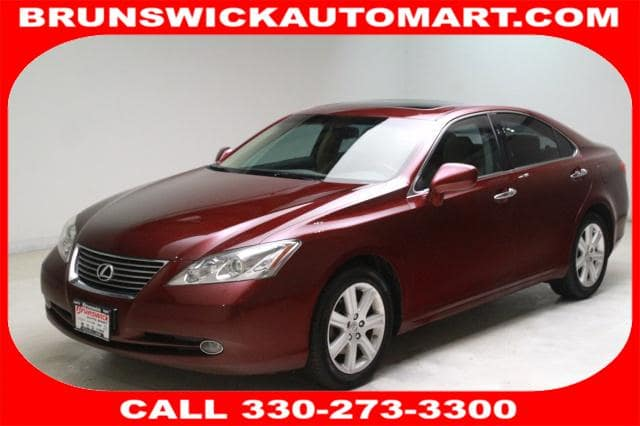 Photo Used 2007 LEXUS ES 350 4dr Sdn in Brunswick, OH, near Cleveland