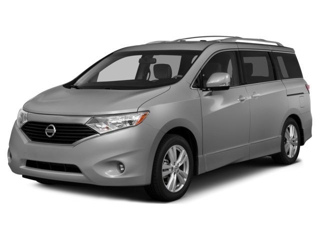 Photo Used 2015 Nissan Quest 3.5 SV MinivanVan For Sale in Asheville, NC