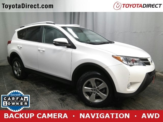 Photo 2015 Toyota RAV4 XLE SUV All-wheel Drive