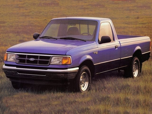 Photo Used 1995 Ford Ranger Splash LOW MILES GREAT CONDITION in Ardmore, OK