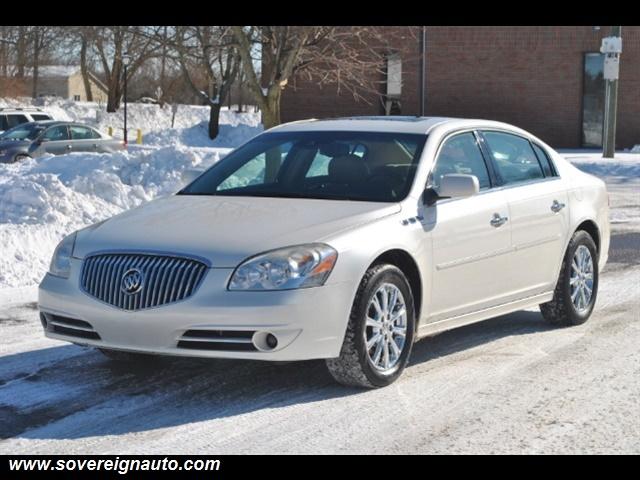 Photo 2011 Buick Lucerne CXL Premium for sale in Flushing MI