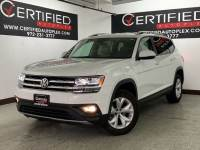 2018 Volkswagen Atlas 3.6L V6 SE BLIND SPOT ASSIST REAR CAMERA HEATED LEATHER SEATS SMART PHONE I