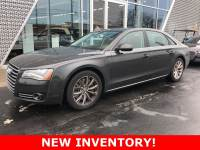 Used 2012 Audi A8 For Sale at Harper Maserati | VIN: WAURVAFD7CN002244