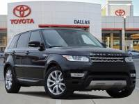 2014 Land Rover Range Rover Sport 3.0L V6 Supercharged HSE SUV 4x4 For Sale Serving Dallas Area