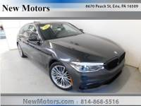2017 BMW 5 Series 540i Xdrive in Erie, PA