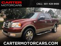 2005 Ford F-150 King Ranch SuperCrew 2WD