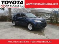 Used 2017 Ford Explorer Base SUV