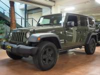 Certified Pre Owned 2016 Jeep Wrangler Unlimited Sport SUV