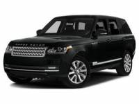 Certified Pre-Owned 2016 Land Rover Range Rover 3.0L V6 Supercharged HSE in Macomb, MI