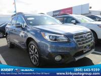 Certified Pre-Owned 2017 Subaru Outback 2.5i in Ventura, CA