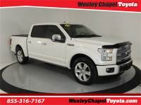 Pre-Owned 2015 Ford F-150 Platinum RWD 4D SuperCrew