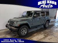 2014 Jeep Wrangler Unlimited Rubicon 4x4 SUV in Duncansville | Serving Altoona, Ebensburg, Huntingdon, and Hollidaysburg PA