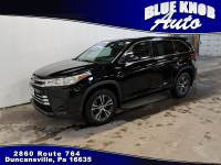 2018 Toyota Highlander LE V6 SUV in Duncansville | Serving Altoona, Ebensburg, Huntingdon, and Hollidaysburg PA