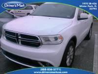 Used 2015 Dodge Durango SXT| For Sale in Winter Park, FL | 1C4RDHAG5FC946060