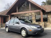 2007 Ford Focus 4dr Sdn S