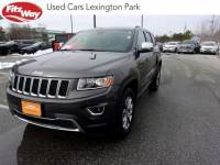 Certified Used 2016 Jeep Grand Cherokee Limited in Gaithersburg