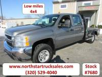 Used 2008 Chevrolet 3500 Duramax 4x4 Flatbed