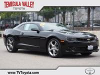 2014 Chevrolet Camaro SS w/2SS Coupe Rear-wheel Drive in Temecula