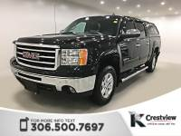 Pre-Owned 2012 GMC Sierra 1500 SLE Crew Cab | Bed Cap | Remote Start 4WD Crew Cab Pickup