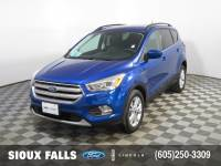 Certified Pre-Owned 2017 Ford Escape SE SUV for Sale in Sioux Falls near Vermillion