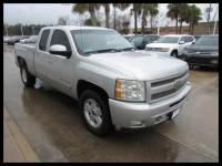 Used 2011 Chevrolet Silverado 1500 2WD Ext Cab 143.5 LT in Houston, TX