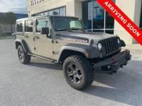 2017 Jeep Wrangler JK Unlimited Rubicon 4x4 SUV in Metairie, LA