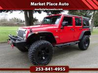 2014 Jeep Wrangler Unlimited Freedom ED 4WD